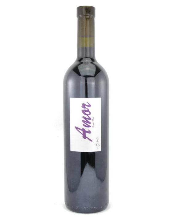 Pinot Noir Amor de Canali Weine Salgesch