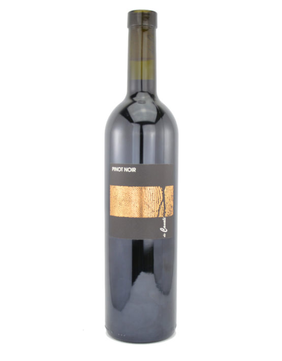 Pinot Noir de Canali Weine Salgesch